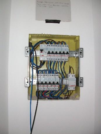 Imp elettrici - Quadro elettrico casa a norma ...